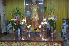déesse bouddhiste kannon