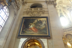 Delacroix Jésus au mont des Oliviers, église Saint-Paul Saint Louis