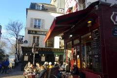 brasserie place du Tertre